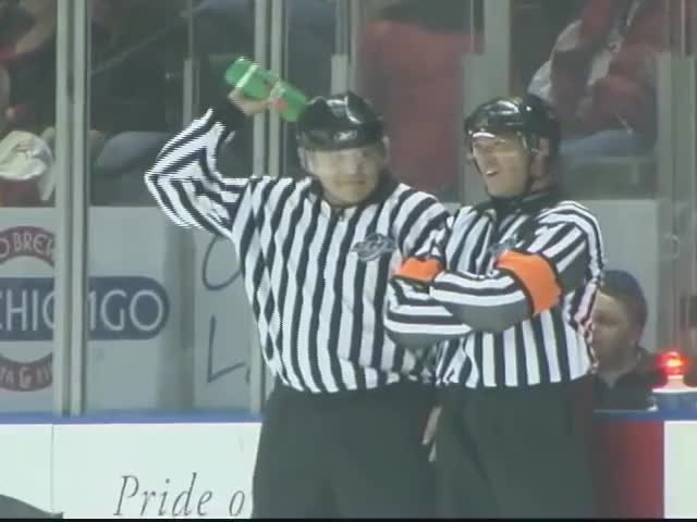 Watch Hockey Linesman Mic'd Up GIF on Gfycat. Discover more chl, eagles, gifs GIFs on Gfycat