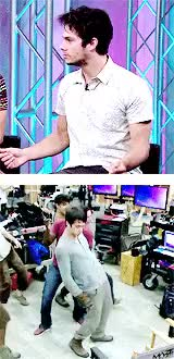 Watch Dylan + dancing GIF on Gfycat. Discover more 2k, Dylan O'Brien, but it was worth the time, coltonsdylan, dobedit, dylanobrienedit, garfinski, gifs*, i was paulvedre, it took me FOREVER, mine, scotsmcall, tmredit, twedit GIFs on Gfycat
