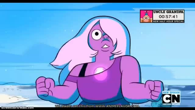 Watch SUGILITE!! - Garnet and Amethyst Fuse!! Steven Universe GIF on Gfycat. Discover more Battle, fusion, gems, steven, tv, universe GIFs on Gfycat