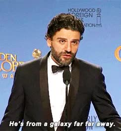 Watch this golden globes GIF on Gfycat. Discover more golden globes, oscar isaac GIFs on Gfycat