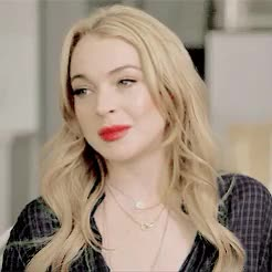 Watch pistol whipped GIF on Gfycat. Discover more Lindsays Next Chapter, actress, blondie, celebs, fashion, gifs, gorgeous, lilo, lindsay, lindsay lohan, lindsay lohan gifs, lindsay on own, lips, own, reality show, red, red lips, television GIFs on Gfycat