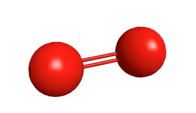 это небольшая анимашка картинка молекулы воздуха клинкерный кирпич