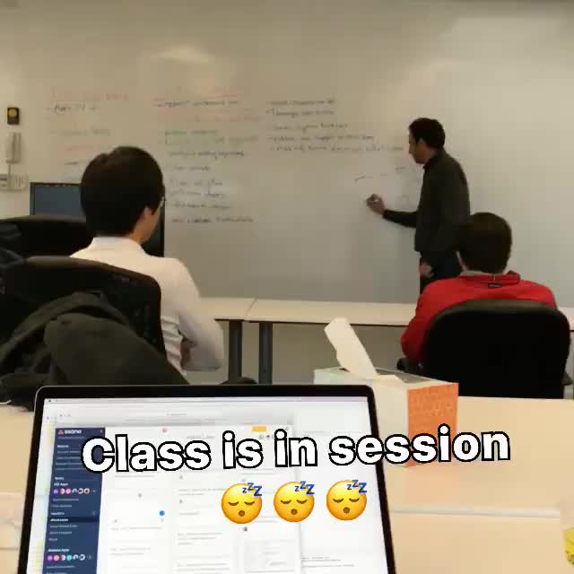 Watch and share Class Is In Session 😴😴😴 GIFs by vr34.wvwqz.knm_.taq_ on Gfycat