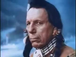 Watch Keep America Beautiful - (Crying-Indian) - 70s PSA Commercial GIF on Gfycat. Discover more related GIFs on Gfycat
