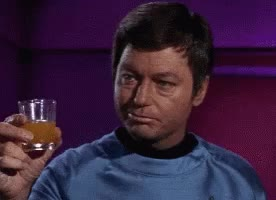 Watch Cheers Star Trek GIF on Gfycat. Discover more deforest kelley GIFs on Gfycat