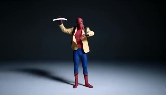 Watch That Spidey Life - Bruno Mars Spider-Man Parody (Nerdist Presents) GIF on Gfycat. Discover more related GIFs on Gfycat
