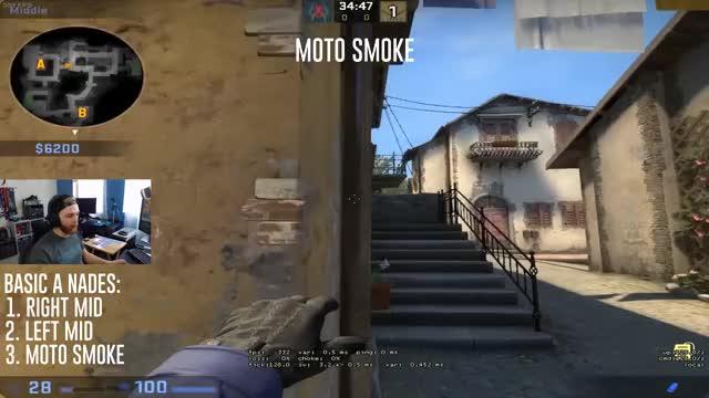 Moto Smoke