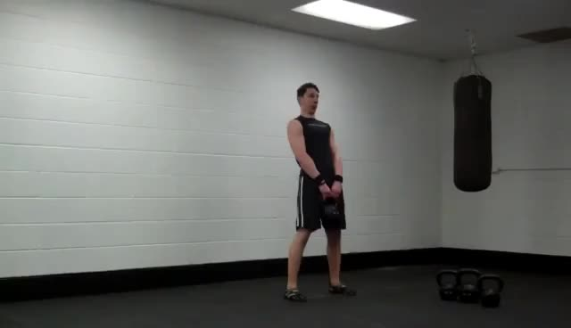 Watch 46 kettlebell hammer curls GIF on Gfycat. Discover more related GIFs on Gfycat