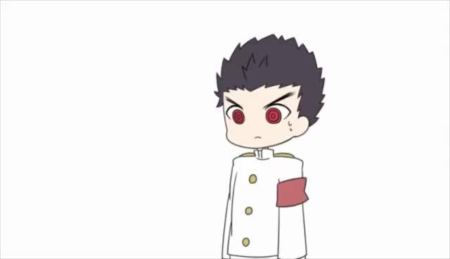 Rolling Ishimaru [DanganRonpa] GIFs