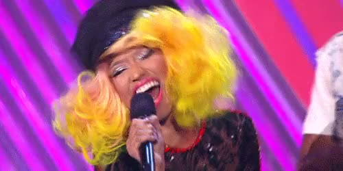 Watch VMAs Recap Nicki Minaj GIF on Gfycat. Discover more related GIFs on Gfycat