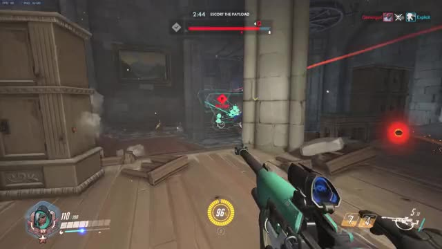 Overwatch bastion play of the game video