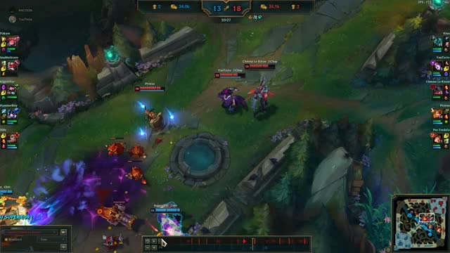Watch and share Triplé Aatrox GIFs by elracoon on Gfycat