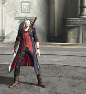 Watch and share Devil May Cry GIFs and Edition GIFs on Gfycat
