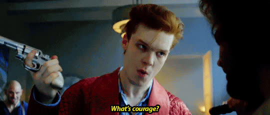 cameron monaghan, jerome gotham GIFs
