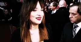 Watch this dakota johnson GIF on Gfycat. Discover more by kate, dakota johnson, djedit, djohnsonedit, event 2015, gif, jamie dornan GIFs on Gfycat
