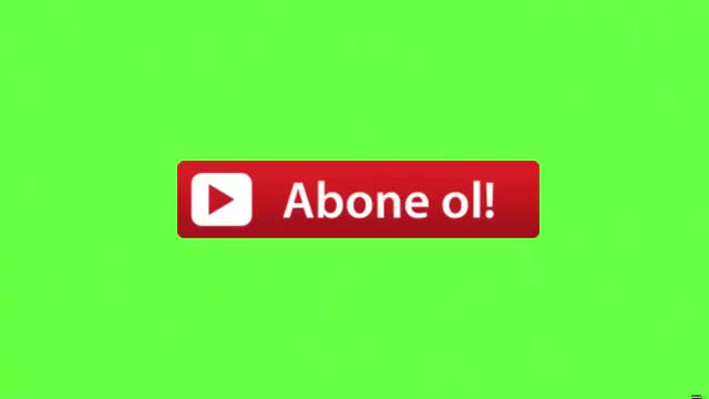 Watch and share Green Screen Abone Ol Efekti (Telifsiz).mp4 GIFs by atakc2 on Gfycat