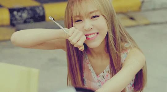 Watch and share I Love Moonbyul GIFs on Gfycat