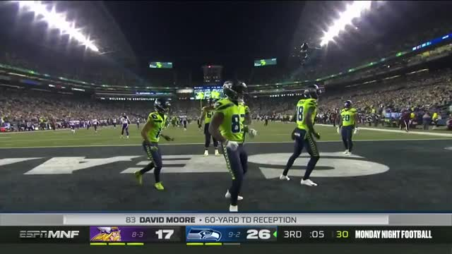 Watch and share Seattle Seahawks GIFs and Touchdown GIFs on Gfycat
