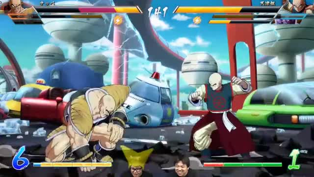 Watch and share DBFZ Dragon Ball Mechanic GIFs on Gfycat