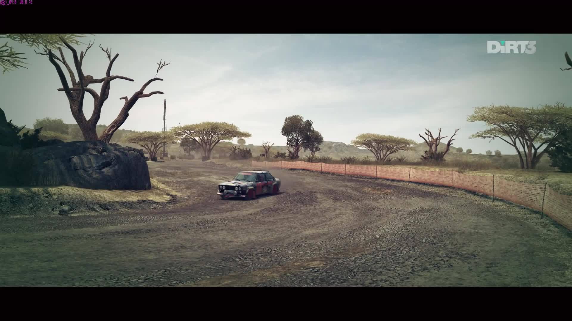 60fpsGamingGifs, 60fpsgaminggifs, [DiRT3] Kenya GIFs