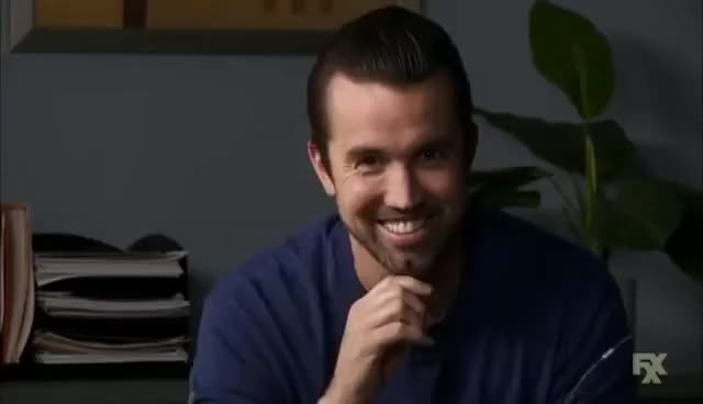 Watch mac very nice GIF on Gfycat. Discover more rob mcelhenney GIFs on Gfycat