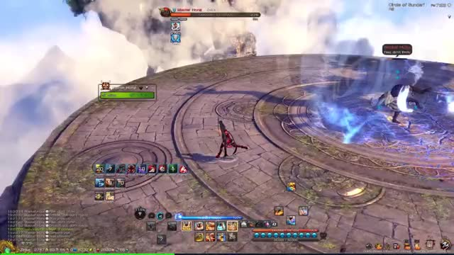Watch and share Circle Of Sundering GIFs and Blade And Soul GIFs on Gfycat