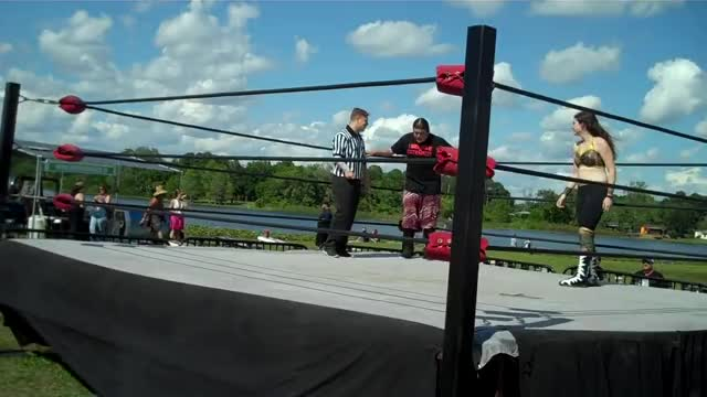 Watch and share Ricardo Rodriguez GIFs and Female Wrestler GIFs by Blaze Inferno on Gfycat