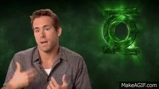 Watch Ryan Reynolds 'Green Lantern' Interview GIF on Gfycat. Discover more ryan reynolds GIFs on Gfycat