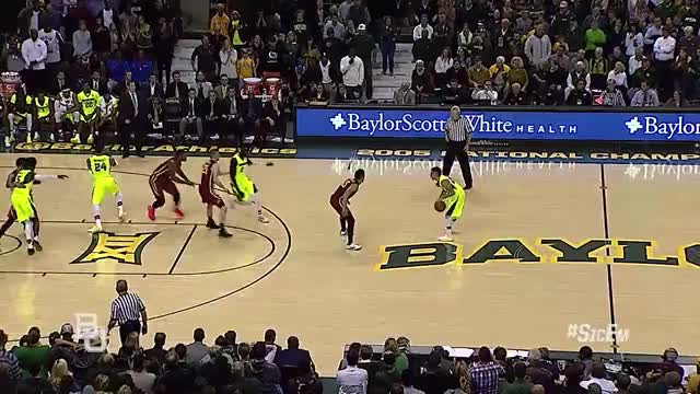 Watch and share Baylor Basketball (M): Highlights Vs. Iowa State GIFs on Gfycat