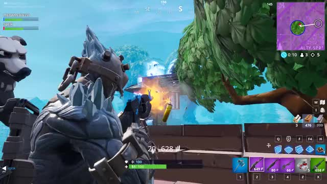 Watch and share Fortnitebr GIFs and Fortnite GIFs by meowmeow350 on Gfycat