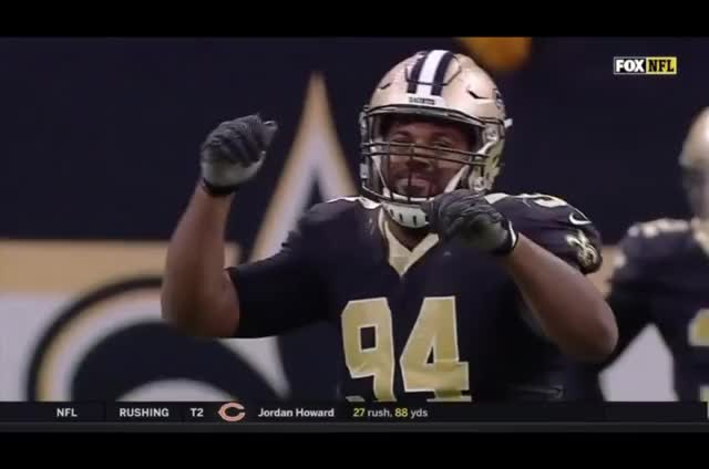 Watch and share New Orleans Saints GIFs and Football GIFs by spizzie on Gfycat