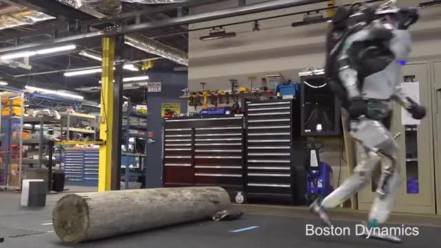 Watch and share Parkour GIFs and Robots GIFs on Gfycat