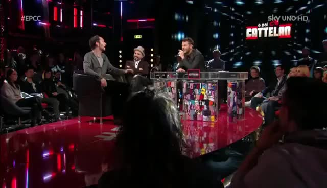 Watch and share E Poi C'è Cattelan #EPCC - Intervista Con I Subsonica GIFs on Gfycat