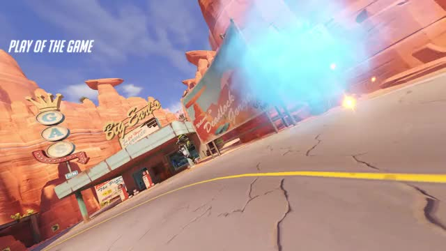 Watch and share Overwatch GIFs and Potg GIFs by purplezigzagoon on Gfycat