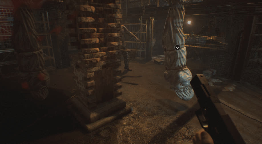 Resident Evil 7 Boss Guide How To Beat Jack Baker In The Butcher