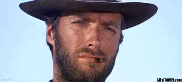 Watch Emotion GIF on Gfycat. Discover more clint eastwood GIFs on Gfycat