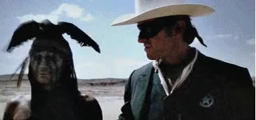 Watch and share The Lone Ranger Armie Hammer Gif GIFs on Gfycat
