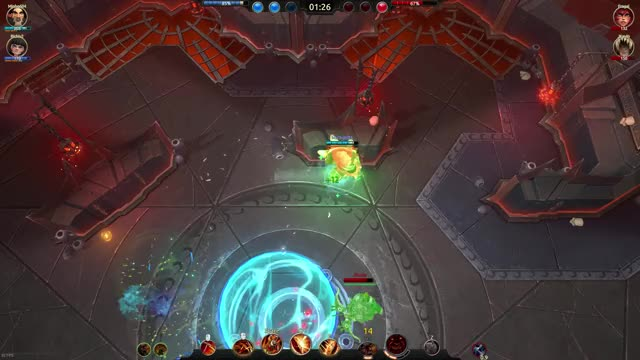Watch and share Battlerite GIFs by minhq604 on Gfycat