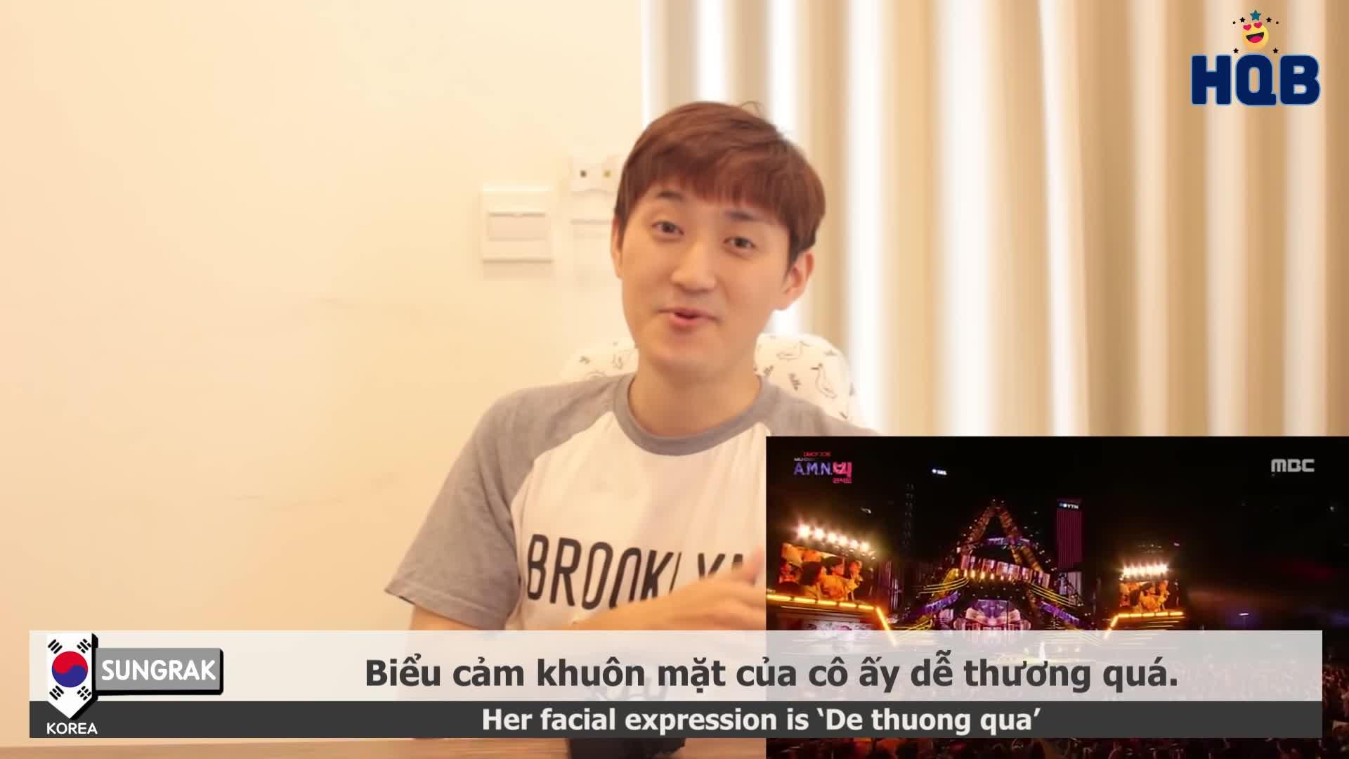 Clip: Khoảnh khắc Á  Ố của fan quốc tế khi xem Người hãy quên em đi phiên bản Hàn của Mỹ Tâm ảnh 3