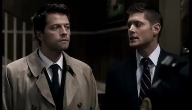 Watch and share Dean Winchester GIFs and Castiel GIFs on Gfycat