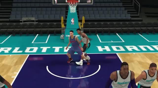 Watch NBA 2K18 Gameplay! Offensive Tendencies, AI, and Motion! GIF by @strawberryshortcake on Gfycat. Discover more nba 2k18, nba 2k18 my career, nba 2k18 mycareer GIFs on Gfycat