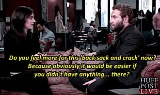 Watch and share Jai Courtney GIFs and Interview GIFs on Gfycat