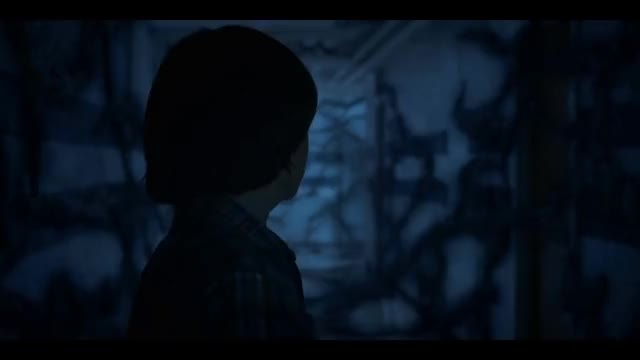 Watch Stranger Things Season 2 - Shadow Monster Possesses Will Byers GIF on Gfycat. Discover more related GIFs on Gfycat