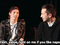 Watch and share Happy, Twenty One Pilots GIFs on Gfycat