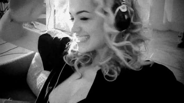 Watch and share Rita Ora GIFs on Gfycat