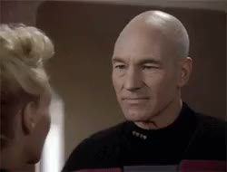 Watch and share Chain Of Command GIFs and Jean Luc Picard GIFs on Gfycat