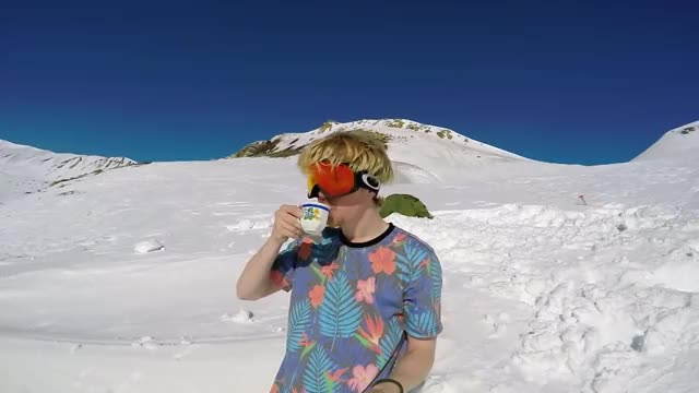 Watch Nothing like a good cup of tea to get you started in the morning GIF by Slim Jones (@slimjones123) on Gfycat. Discover more GoPro, HD, HD Camera, Hero Camera, Hero4, Hero5, best, go pro, rad, stoked GIFs on Gfycat