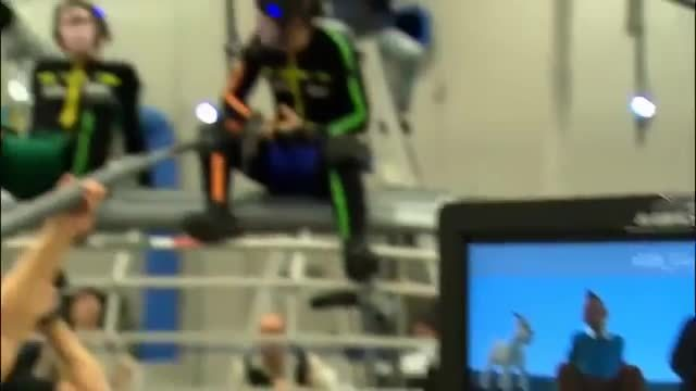 moviesinthemaking, Live motion capture for