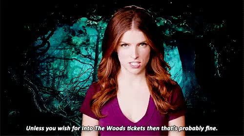 Watch and share Into The Woods GIFs and Anna Kendrick GIFs on Gfycat