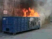 Watch and share Dumpster Fire GIFs on Gfycat
